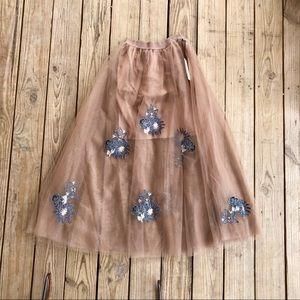 Dresses & Skirts - Tulle maxi/midi skirt